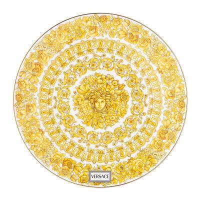 Medusa Rhapsody Plate