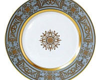 Aux Rois/Flanel Dinner Plate, small