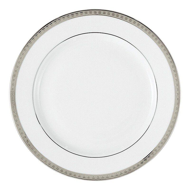 Athena Platinum Salad Plate, large