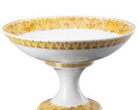 Medusa Rhapsody Bowl With Foot, small