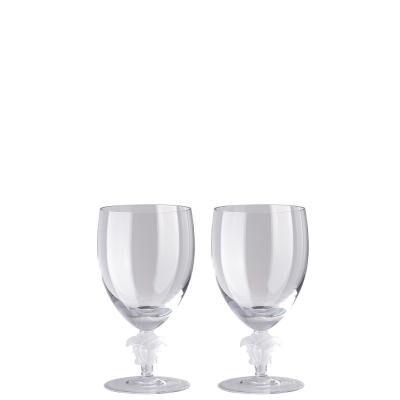 VERSACE MEDUSA LUMIERE WATER GLASS SET