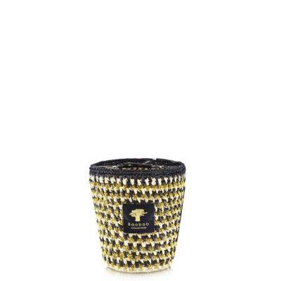 Modernista Raffia Manja Candle