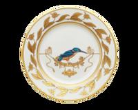 Dessert Plate Volière Martin-Pecheur, small