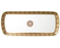 EVENTAIL CAKE PLATTER RECTANGUL, small