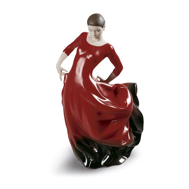 بيليريا فلامنكو امرأة راقصة, large