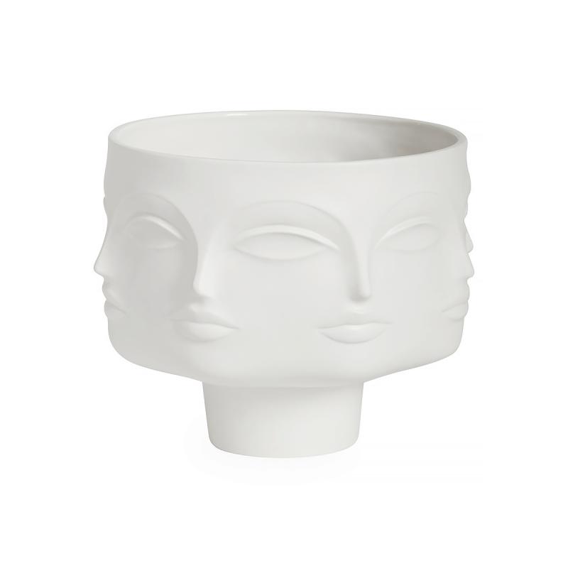 Dora Maar Pedestal Bowl, large