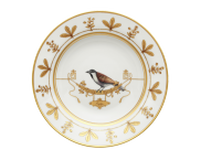 Soup Plate Volière Ortolan, small