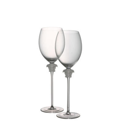 MEDUSA LUMIERE RED WINE GLASS SET