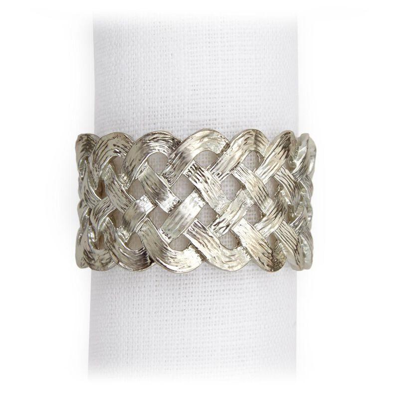 Braid Napkin Jewels (Set of 4), large