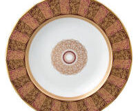 Eventail Bread & Butter Plate, small