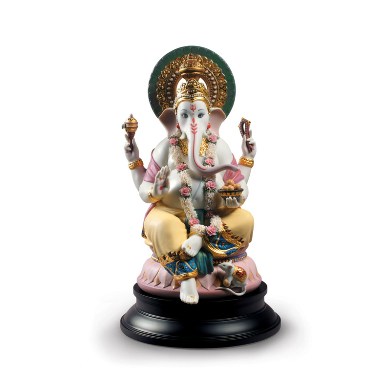 Lord Ganesha Sculpture - Limited Edition, large
