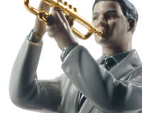 Jazz Trumpeter, small
