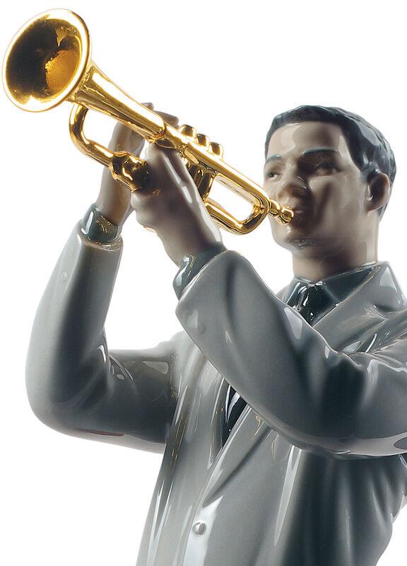 Jazz Trumpeter, large
