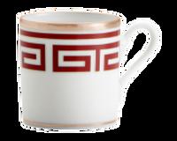 Espresso Cup Labirinto Scarlatto, small