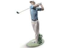 تمثال رجل الغولف, small