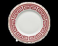 Dinner Plate Labirinto Scarlatto, small