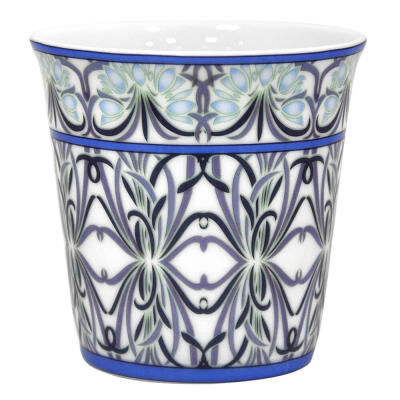 BETTINA BLEU SCENTED CANDLE TUMBLER