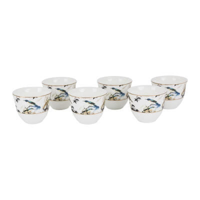 Garden's Birds Arabic Cups