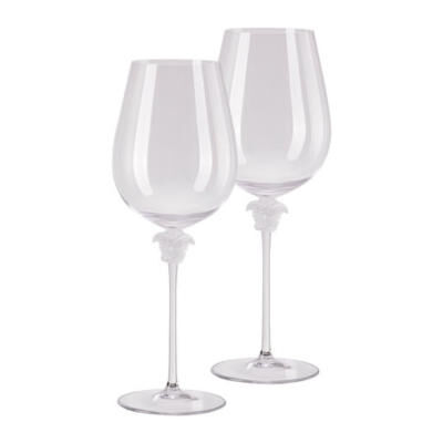 Medusa Lumiere Glasses- Set of 2