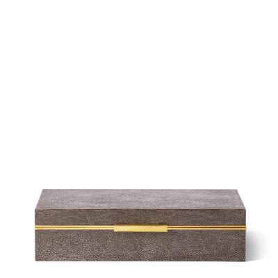 Shagreen Envelope Box