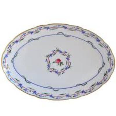 LE GOBELET DU ROY Oval platter