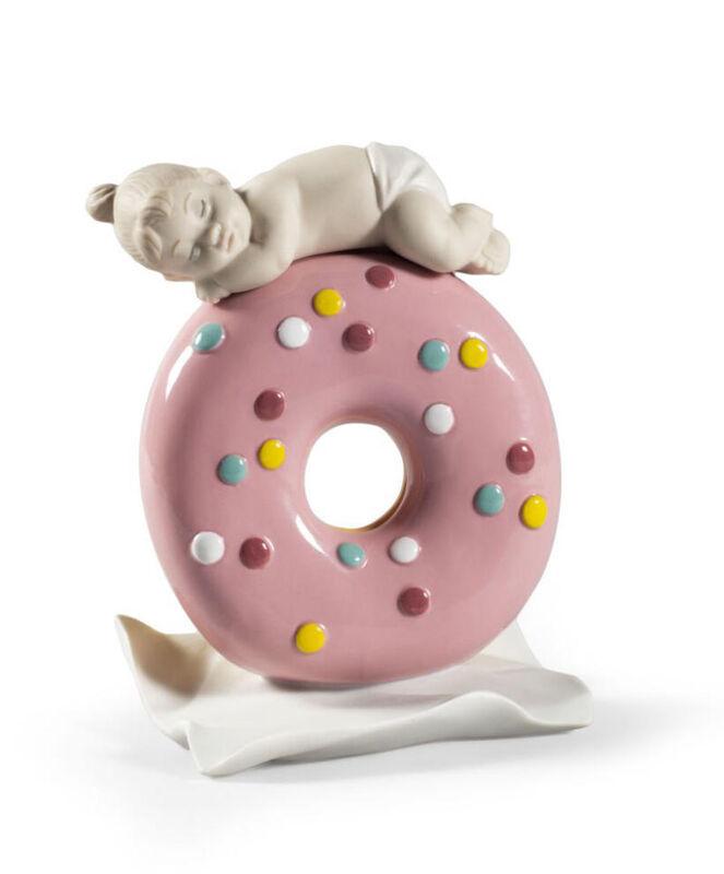 My Sweet Love Baby Girl Figurine, large