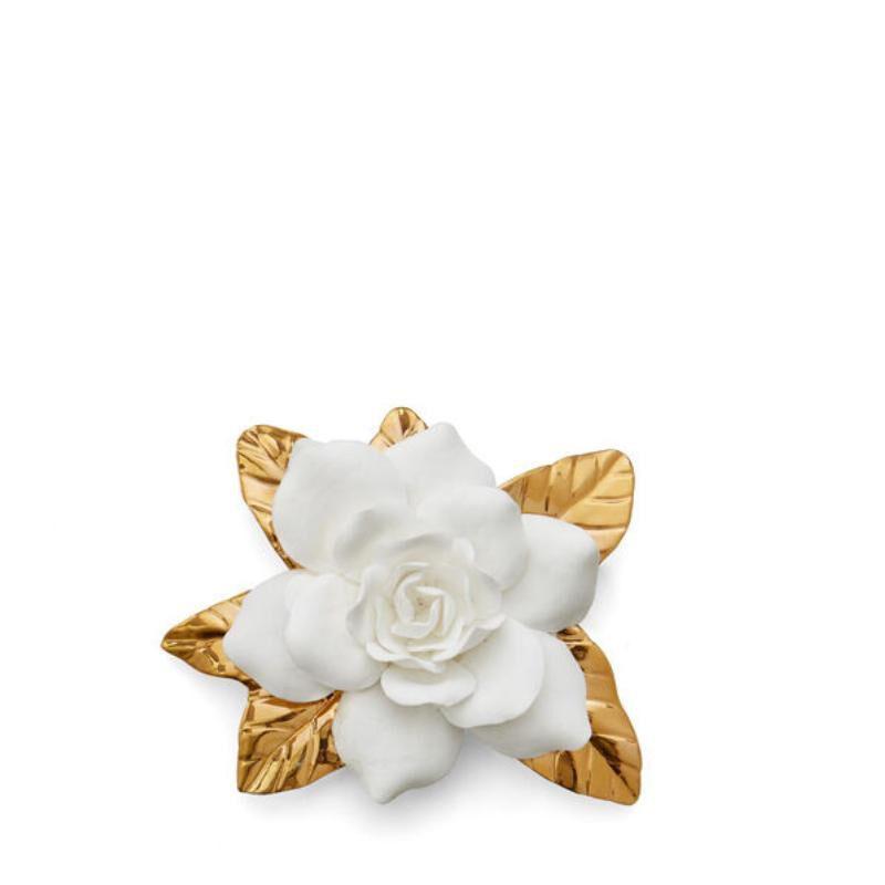 زهرة غاردينيا الذهبية, large