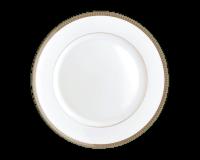 Malmaison Platinum Dessert Plate, small