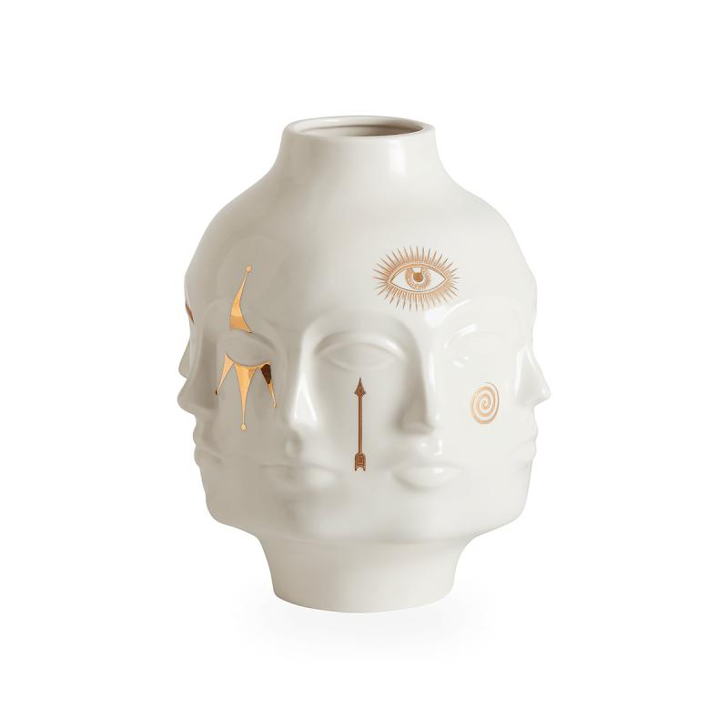 Gilded Muse Dora Maar Vase, large