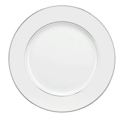 طبق عشاء بورسلين من ألبي