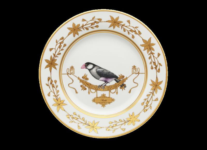 Dinner Plate Volière, large