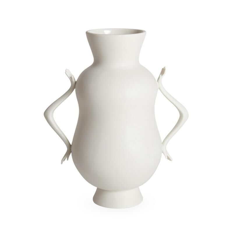 Eve Double Bulb Vase, large