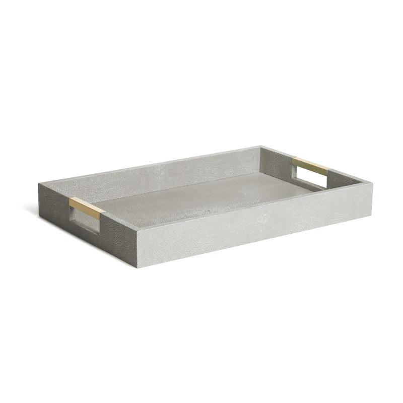 Shagreen Desk Tray, large