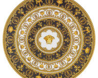 I Love Baroque Cake Stand, small