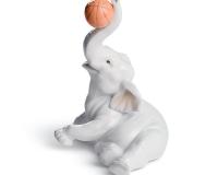 تمثال الفيل الكلاسيكي, small