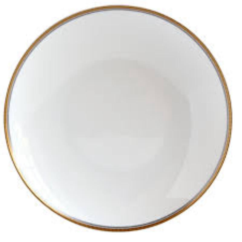 Gage Deep Round Dish, large