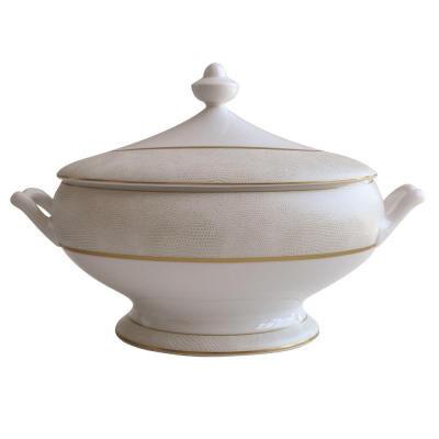 Sauvage Blanc Soup Tureen
