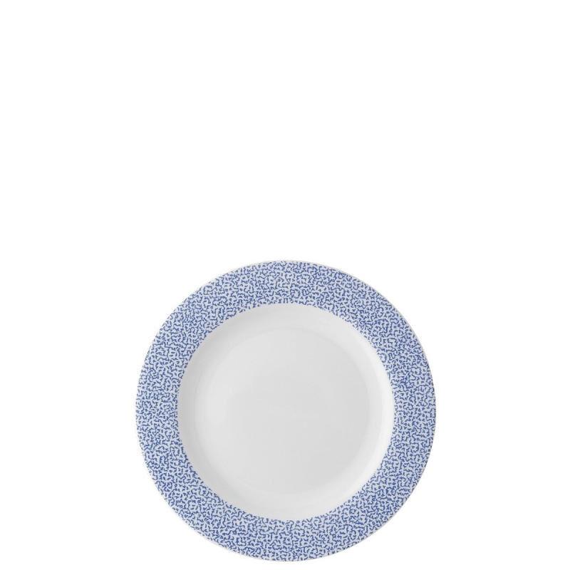 طبق حافة زرقاء القمر سيبانجو, large