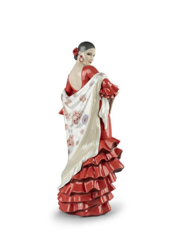 تمثال امرأة الفلامنكو الروح, large