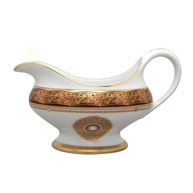Eventail Gravy Boat, large