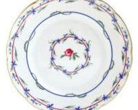 Le Gobelet Du Roy Salad Plate, small
