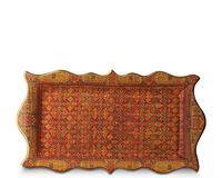 Tabriz Rectangular Platter, small