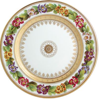 BOTANIQUE Dinner plate primrose