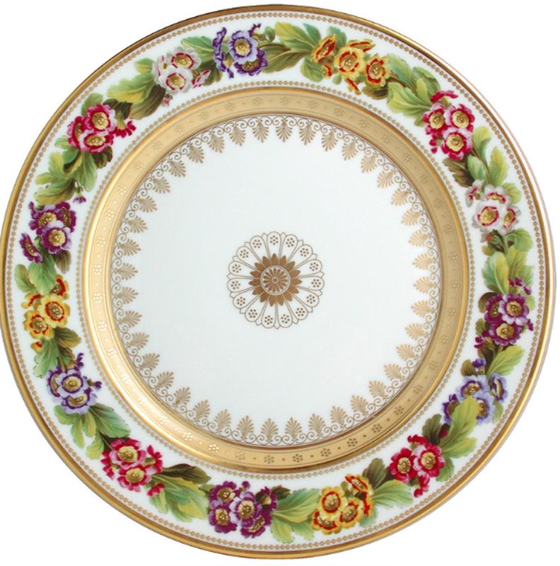 بوتانيك طبق العشاء زهرة الربيع, large