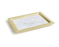 Marble Dual Tray, small
