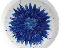 In Bloom Round Tart Platter, small
