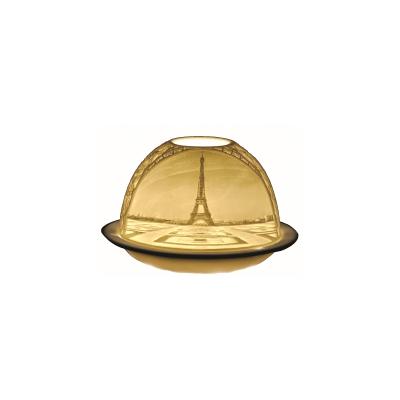 Lithophanie - The Eiffel Tower
