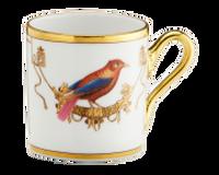 Espresso Cup Volière Tangara Du Canada, small