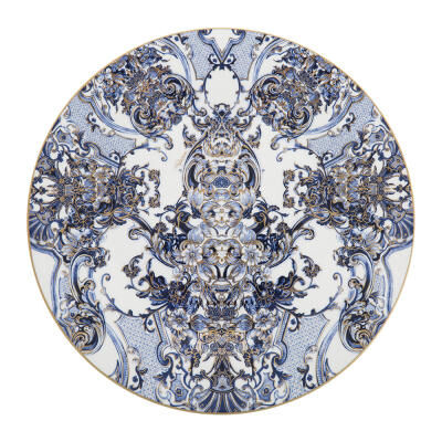 AZULEJOS CHARGER PLATE