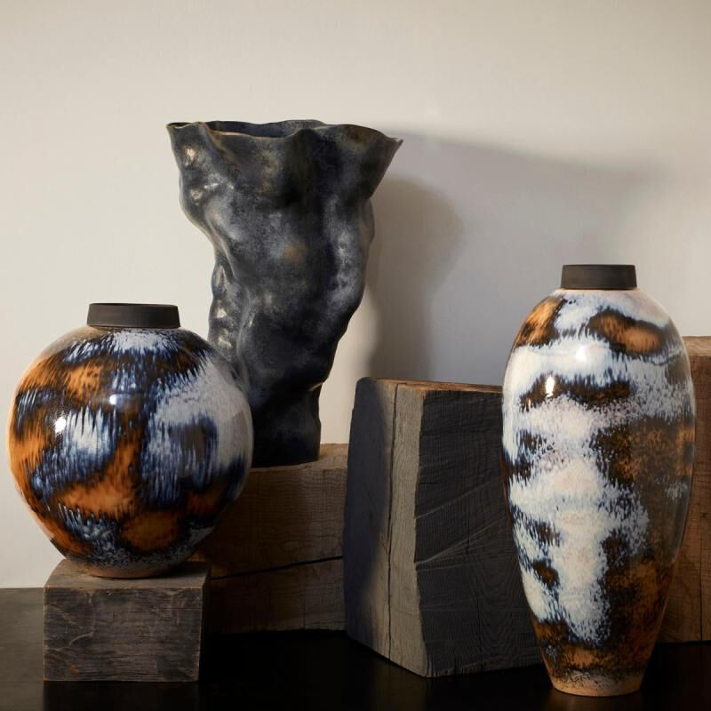 Terra Vase- Short, large